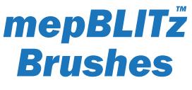 BLITz-Brushes